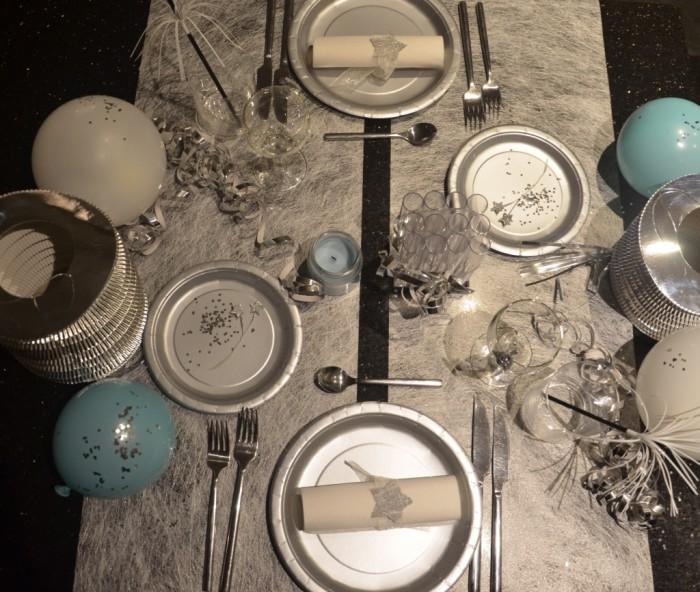 Een feestelijke kerstdiner tafel voor kinderen go or no go - Feestelijke tafels ...