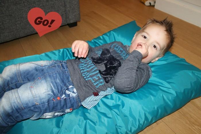 Kussen Voor Peuter : Review aankleedkussen xxl van kidz impulz go or no go
