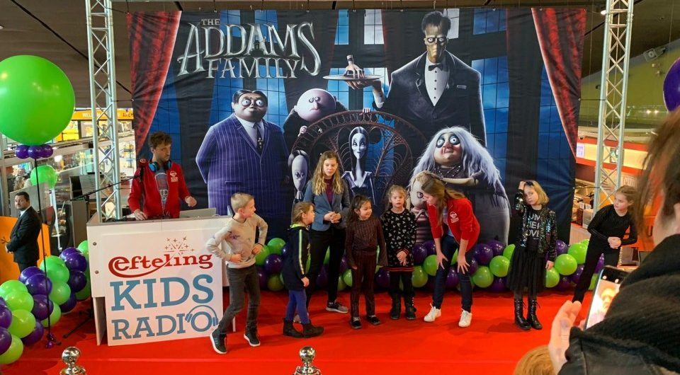 The Addams Family - Familiepremière